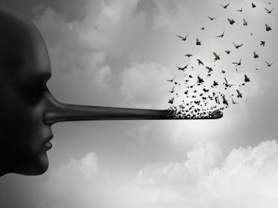 Как быть, встретив ложь или искажение информации?